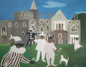 Mary Fedden's Strawberry Hill